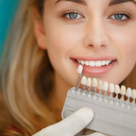 Cosmetic Dentisrty Services