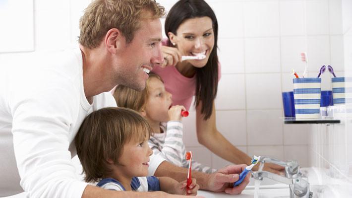 Encourage Your Kids to Practice Sound Dental Habits